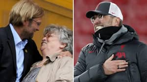 Manchester United Send Classy Message To Liverpool Boss Jurgen Klopp After His Mother's Death