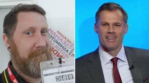 Jamie Carragher Tweet Caused Man To Get 50,000 Whatsapp Messages