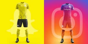 These App Store Inspired Football Kits Are Absolutely Stunning