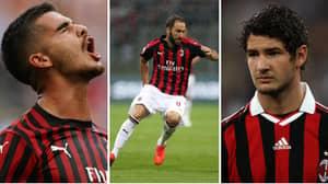 AC Milan's No.9 Shirt Is Officially Cursed Following Krzysztof Piatek's Departure