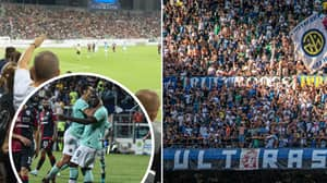 Inter Milan Ultras Defend Cagliari Fans For Racially Abusing Romelu Lukaku In Shocking Statement
