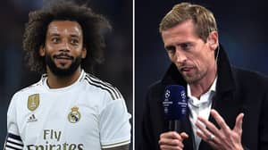 Peter Crouch Explains Why He Wanted To Punch Marcelo More Than 'Anyone In My Life'