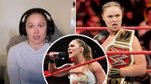 Ronda Rousey Has Left WWE Fans Furious After 'Fake Fight' Jibe