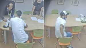 Leaked Footage Shows Luis Suarez Cheating On His Italian Citizenship Ahead Of Failed Juventus Move