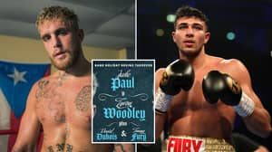 Jake Paul Vs. Tyron Woodley Pay-Per-View Price Details Revealed, Tommy Fury On The Undercard