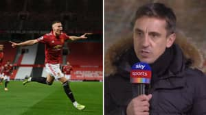 Gary Neville Compared Scott McTominay To Two Manchester United Legends