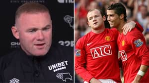 Wayne Rooney's Comments On Cristiano Ronaldo's 'Legacy' If He Joins Man City Are Damning