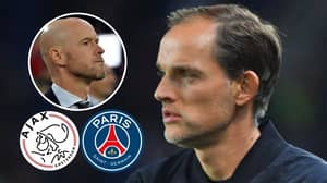 PSG Are Plotting A €100m Swoop For Two Ajax Stars This Summer