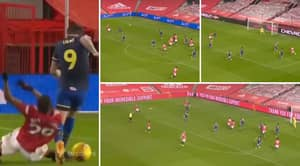 Luke Shaw And Aaron Wan-Bissaka Compilation Leaves Man United Fans Buzzing With Excitement