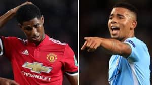 Golden Boy 2017 Sparks Confusion Between Marcus Rashford And Gabriel Jesus