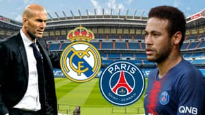 Real Madrid Offer £100 Million Plus Three Players For Neymar