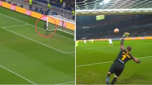 Barcelona's Marc-André ter Stegen Pulls Off World-Class Save In The Champions League