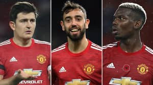 13 Manchester United Players Currently Earn More Than Bruno Fernandes' 100k-Per-Week Wage