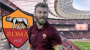 Daniele De Rossi Will Leave Roma At End Of Season After 18 Years