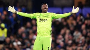 Ajax Goalkeeper Andre Onana Says Club Passed On Signing Him Because Of His Skin Colour
