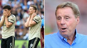 Harry Redknapp Says This Is The Worst Manchester United Team In Premier League History
