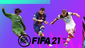 The Top 10 Free-Kick Takers On FIFA 21