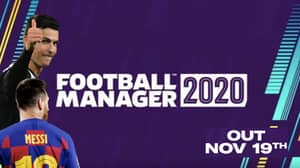 Football Manager 2020 Will Be Released On November 19th