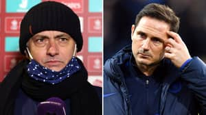 'Tottenham Should Sack Jose Mourinho And Replace Him With Frank Lampard,' Spurs Fan Claims