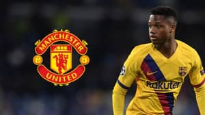 Barcelona Respond To Manchester United's Improved Offer For Ansu Fati Worth £135 Million