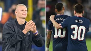 PSG 'Jump To The Front Of The Queue To Sign' Erling Haaland, Mino Raiola Makes Huge Salary Request