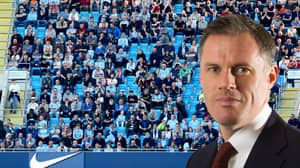 """Jamie Carragher Lets Man City Fan Know That His Club """"Can't Fill A Stadium"""""""