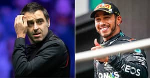 Ronnie O'Sullivan Names His Seven Modern Sporting GOATs Above Lewis Hamilton