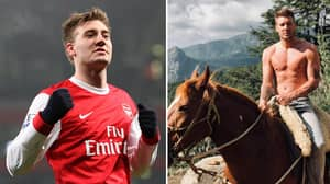 Nicklas Bendtner Has Announced His Retirement From Football, Aged 33