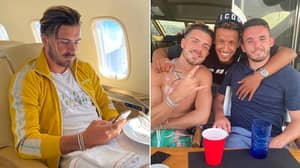 Jack Grealish Says He'd Be A 'Club Promoter In Ibiza' If He Wasn't A Footballer