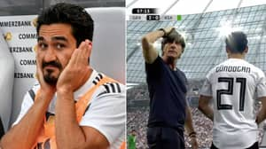 Ilkay Gundogan's Response To Germany Fans Booing Him Is Actually Heartbreaking