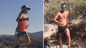Meet The Man Who Ran 100 Miles In World Record Time