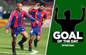 Goal Of The Day: Ronaldo Scores A Ridiculous Solo Goal