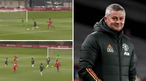 Ole Gunnar Solskjaer Names 17-Year-Old Who's Ahead Of Amad Diallo In Manchester United Plans