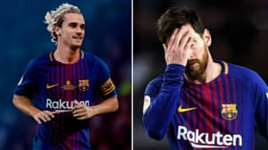 Barcelona Could Face 2.5 Year Transfer Ban If Antoine Griezmann Deal Goes Through This Summer