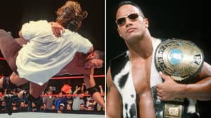 On This Day 20 Years Ago, The Rock Won His First WWE Title