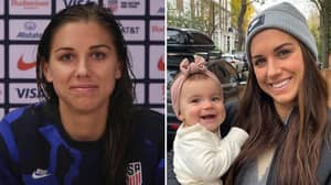 US Superstar Alex Morgan Claims Equal Pay Battle Is For Her Daughter Amid Dispute With US Soccer