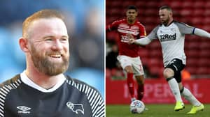 Wayne Rooney's Derby County Highlights Claim He's Too Good For The Championship