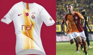 Social Media Users Hilariously Respond To Galatasaray Revealing Their Third Kit