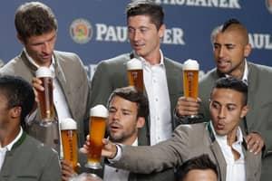 Bayern Munich Put Their Own Spin On 'A German Team' Joke