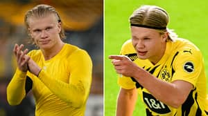 Borussia Dortmund Reach Verbal Agreement To Sell Erling Haaland, He's Already Given His Word