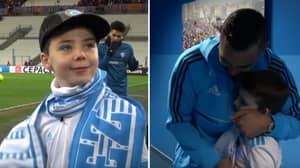 Dimitri Payet Makes Young West Ham Fan's Dream Come True