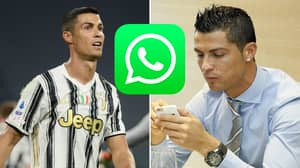 Cristiano Ronaldo's Leaked WhatsApp Messages Show Exactly Why He's One Of The Best