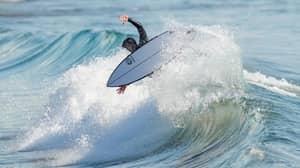 What Beach Is The Olympics Surfing On?