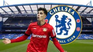 Bayer Leverkusen Accept €100 Million Bid For Kai Havertz From Chelsea