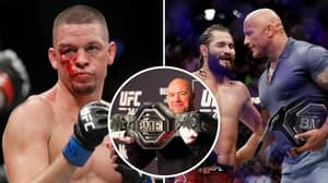 Nate Diaz Launches Scathing Attack On UFC After Loss To Jorge Masvidal At UFC 244