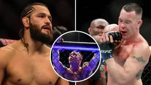 Jorge Masvidal Sends 'Jaw-Dropping' Response To Colby Covington After UFC 245 Defeat