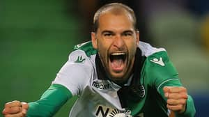 Real Madrid Pondering €60 Million Move For Sporting CP Striker Bas Dost