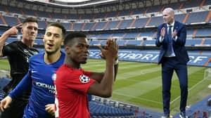 Real Madrid Set For £460 Million Summer Spending Spree