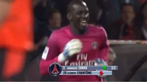 WATCH: Throwback To Mamadou Sakho's Cameo In Goal For PSG