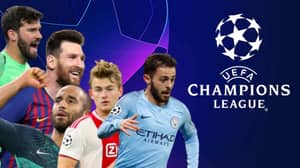1.5 Million Fans Vote On Champions League Team Of The Season
